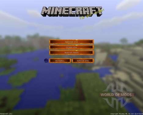 StoneBo 44 [64x][1.8.1] для Minecraft