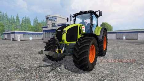 CLAAS Axion 950 v2.0 для Farming Simulator 2015