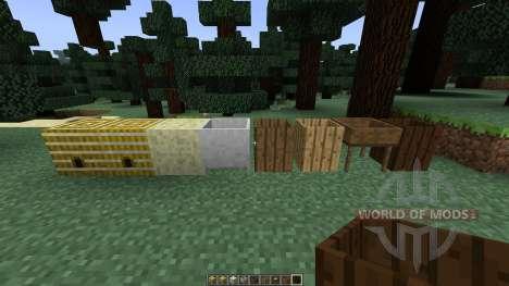 Ex Nihilo [1.7.10] для Minecraft
