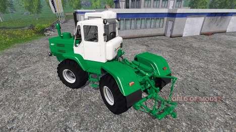 Т-150К зелёный для Farming Simulator 2015