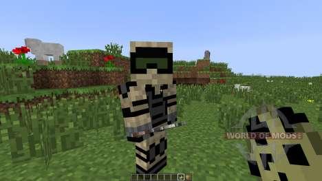CounterStrike: Global Offensive [1.7.10] для Minecraft