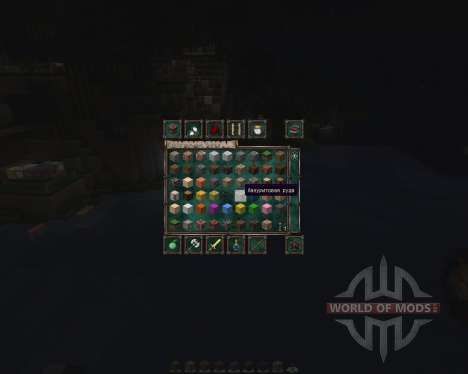 Crafteryada [32x][1.8.8] для Minecraft