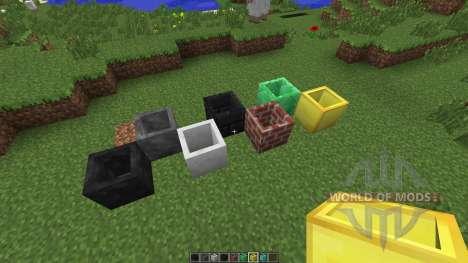 Decorative Marble and Chimneys [1.7.10] для Minecraft