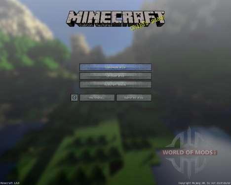CubCon Textures [64x][1.8.8] для Minecraft