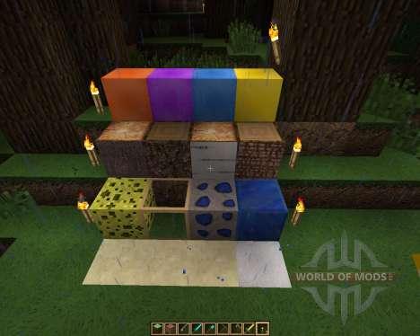 Throtic Craft Realistic Pack [64x][1.8.8] для Minecraft