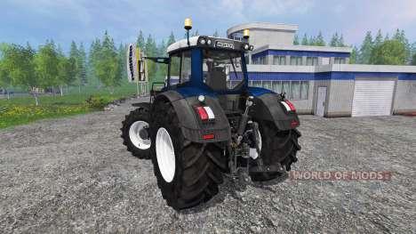 Fendt 924 Vario - 939 Vario [blue] для Farming Simulator 2015