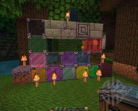 TRITON [64x][1.8.1] для Minecraft