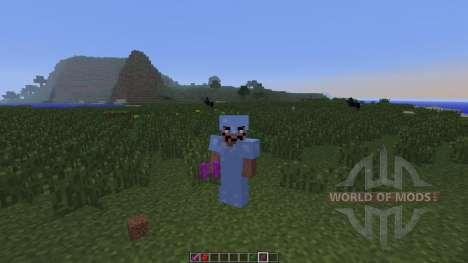 Mo Shiz [1.6.4] для Minecraft