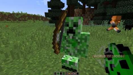 Weird Things [1.8] для Minecraft