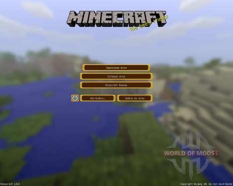 Deep Sea Pixels [16x][1.8.8] для Minecraft