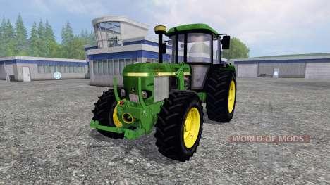 John Deere 3650 FL v2.0 для Farming Simulator 2015