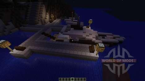 Futuristic Redstone Lighthouse [1.8][1.8.8] для Minecraft