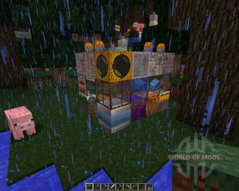 Xcom Resource Pack Project [32x][1.8.8] для Minecraft