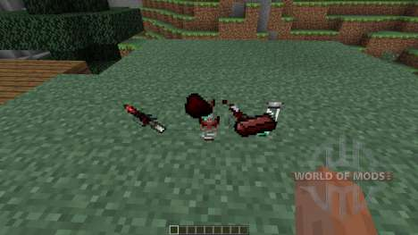 Ray Gun [1.7.2] для Minecraft