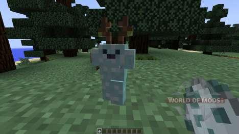Ice Pixie [1.7.10] для Minecraft
