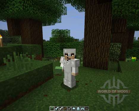The Suiters Resource Pack [16x][1.8.8] для Minecraft