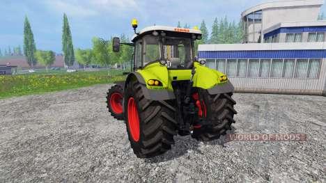 CLAAS Axion 850 v2.5 для Farming Simulator 2015