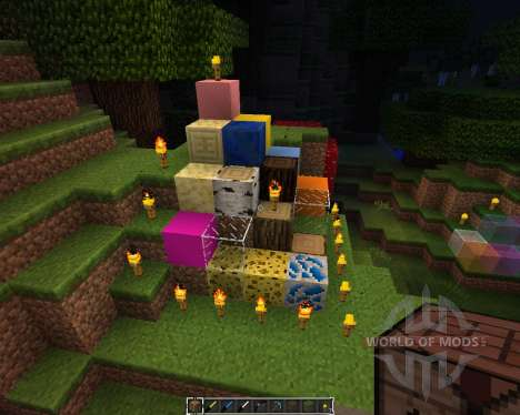 LovePackMC [16x][1.8.1] для Minecraft