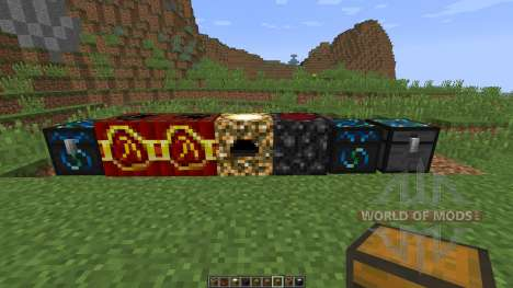 ProjectE [1.8] для Minecraft