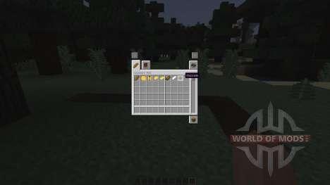 Culinaire [1.7.10] для Minecraft