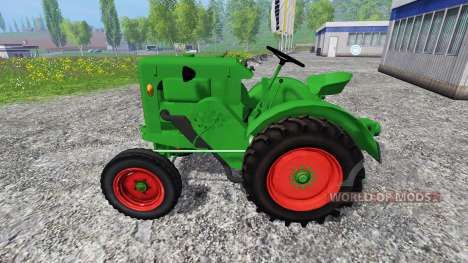 Allgaier A22 для Farming Simulator 2015