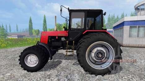 МТЗ-892 [edit] для Farming Simulator 2015
