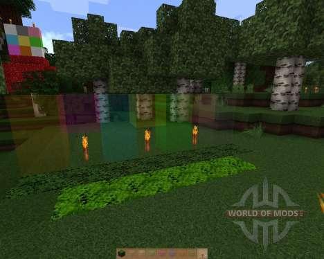 Full of life [128x][1.8.1] для Minecraft