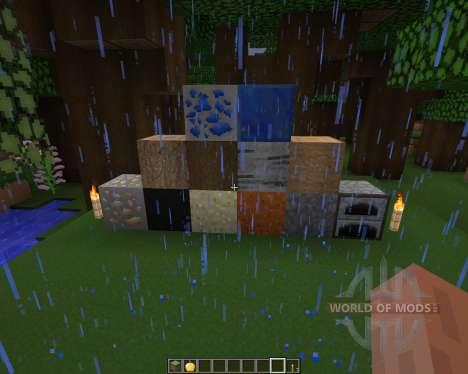 WexTex 0.5.9 [32x][1.8.8] для Minecraft