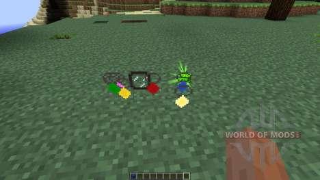 Chance Cubes [1.7.10] для Minecraft