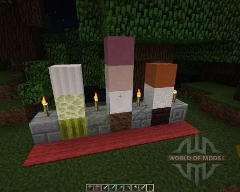 InspireCraft Resource Pack [32x][1.8.8] для Minecraft