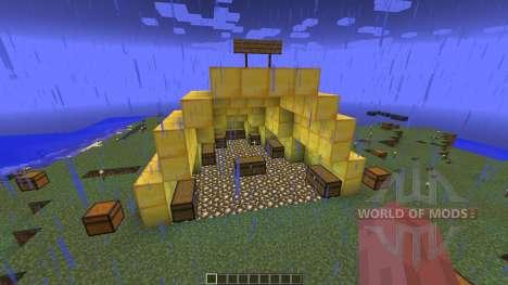The Hunger Games [1.8][1.8.8] для Minecraft