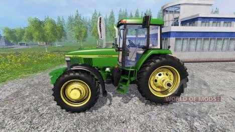 John Deere 7810 USA Edition для Farming Simulator 2015