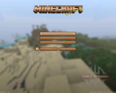 The Galaxy Pack [64x][1.8.1] для Minecraft