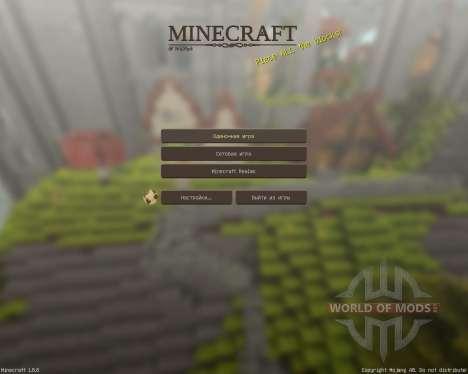 WillPack [32x][1.8.8] для Minecraft