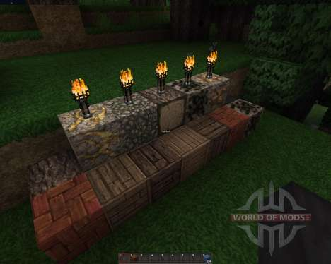 Atherys Ascended Resource Pack [32x][1.8.8] для Minecraft