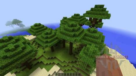 Biomes O Plenty [1.7.2] для Minecraft