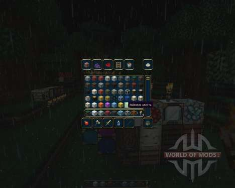Dokucraft High: The Saga Continues [32x][1.8.1] для Minecraft