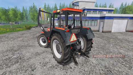 Ursus 1634 для Farming Simulator 2015
