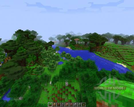 SembriCraft [32x][1.8.8] для Minecraft