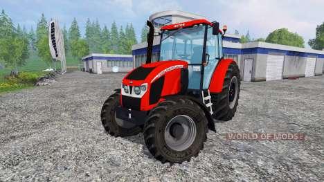 Zetor Forterra 100 HSX and 140 HSX для Farming Simulator 2015