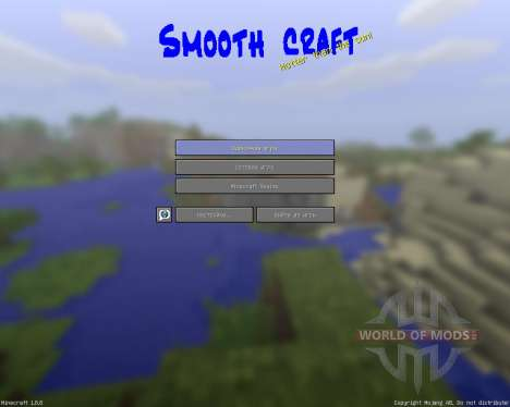 Smooth Version 5.4 [16x][1.8.8] для Minecraft