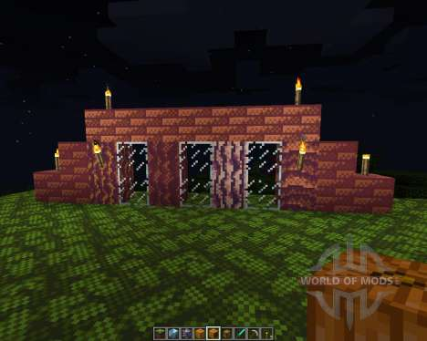 MONSTRUL RUSTIC RETRO [16x][1.8.1] для Minecraft