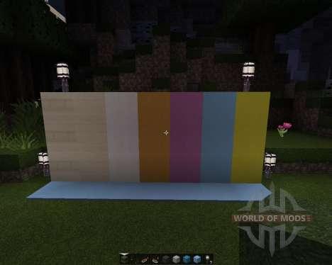 Modern HD Pack [64x][1.8.1] для Minecraft
