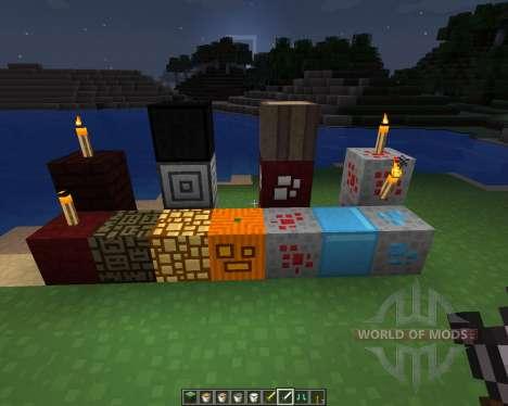 Vox Pack v1.3 [16x][1.8.8] для Minecraft