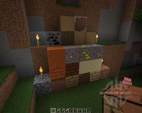 Original Beauty [32x][1.8.1] для Minecraft
