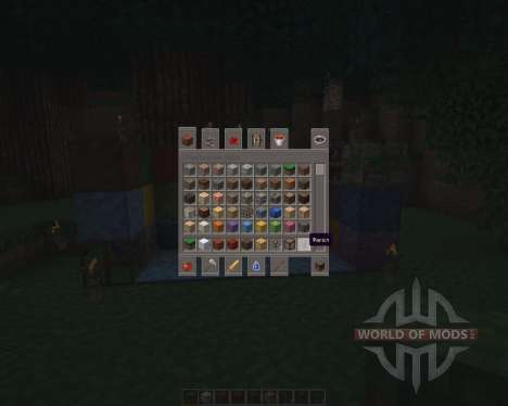 Pixel Perfection [16x][1.8.1] для Minecraft
