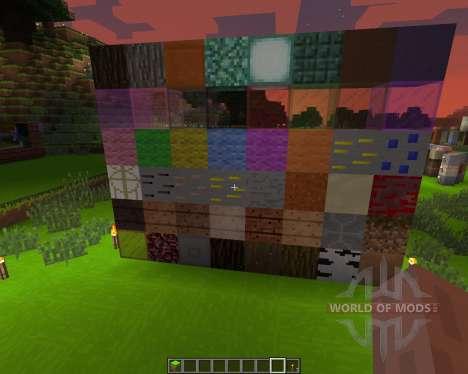A Cartoon World [16x][1.8.8] для Minecraft