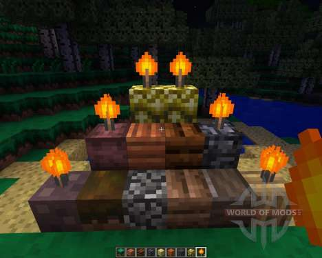 Simply Terraria [8x][1.8.8] для Minecraft