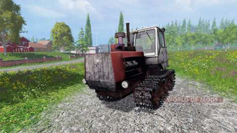 Т-150-05-09 v2.0 для Farming Simulator 2015