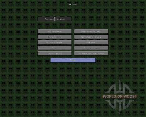 Everything is Slime [16x][1.8.1] для Minecraft